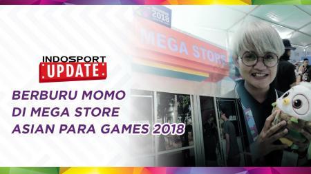 Mega Store Asian Para Games 2018 - INDOSPORT