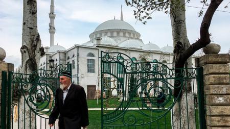 Ilustrasi Masjid. - INDOSPORT