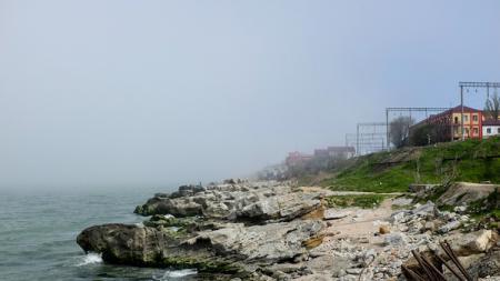 Salah satu pantai yang ada di Dagestan, kampung halaman Khabib Nurmagomedov. - INDOSPORT