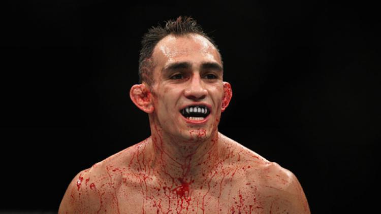 Tony Ferguson, petarung MMA. Copyright: Getty Images