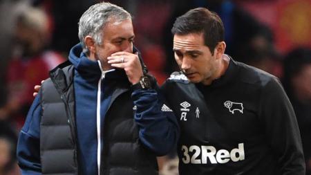 Akibat menyindir Jose Mourinho di media sosial, asisten Frank Lampard diberi peringatan oleh klub Liga Inggris, Chelsea. - INDOSPORT