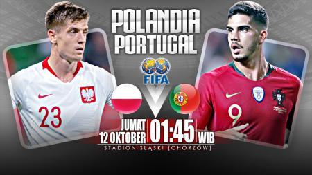 Polandia vs Portugal (Prediksi) - INDOSPORT