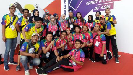 Volunteer Asian Para Games 2018 - INDOSPORT