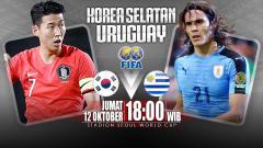 Indosport - Korea Selatan vs Uruguay (Prediksi)
