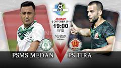 Indosport - PSMS Medan vs PS Tira (Prediksi)