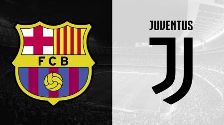 Pertemuan antaran Barcelona dan Juventus di babak grup Liga Champions 2020-2021 bakal menyajikan empat duel menarik yang layak disimak. - INDOSPORT