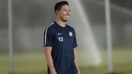 Samir Nasri saat masih membela klub Turki, Antalyaspor. - INDOSPORT