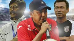 Indosport - Indra Sjafri, Rahmad Darmawan, dan Widodo Cahyono.
