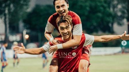 Striker Home United bakal gabung Persija? - INDOSPORT