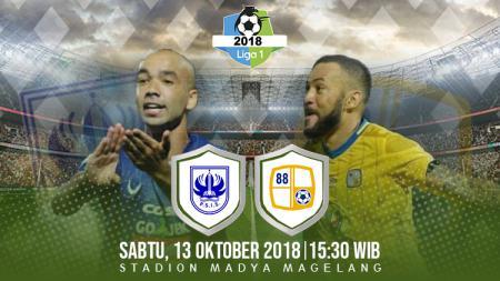 PSIS Semarang vs Barito Putera. - INDOSPORT