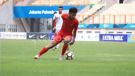 Saddil Ramdani kembali dipanggil memperkuat Timnas Indonesia jelang laga Kualifikasi Piala Dunia 2022. - INDOSPORT
