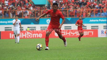 Bintang Timnas Indonesia U-19, M. Rafli Nursalim. - INDOSPORT