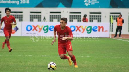 Egy Maulana Vikri tampil memukau di laga Timnas Indonesia U-19 vs Yordania. - INDOSPORT