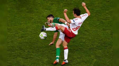 Irlandia vs Denmark dalam laga UEFA Nations League - INDOSPORT