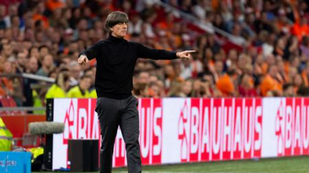 Joachim Low bakal mundur dari timnas Jerman usai gelaran Piala Eropa tahun ini. Berikut 5 calon penggantinya setelah Jurgen Klopp menyatakan menolak. - INDOSPORT