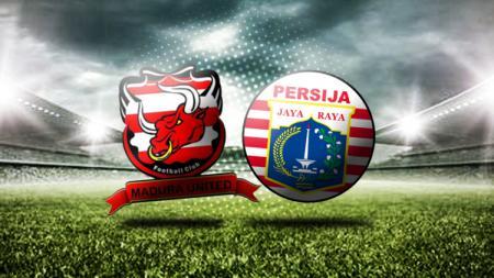 Sedikitnya ada 5 pemain yang sempat membela panji-panji Persija Jakarta dan Madura United dalam kurun waktu yang berbeda sejauh ini. - INDOSPORT