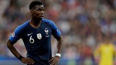 Indosport - Paul Pogba, gelandang serang Timnas Prancis.