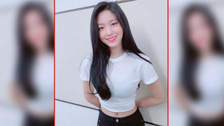Seolhyun, penyanyi dari girlband AOA yang meramaikan Asian Para Games 2018. - INDOSPORT