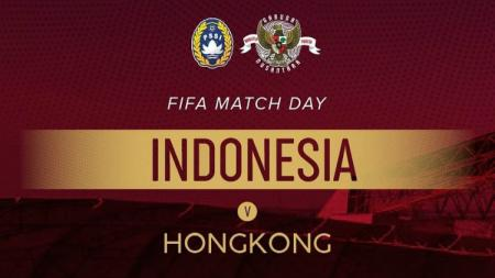 Ilustrasi Indonesia vs Hong Kong. - INDOSPORT