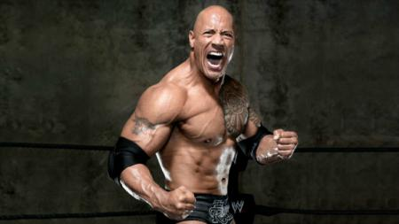 Dwayne Johnson atau The Rock bakal membuat film biopik tentang legenda MMA, Mark Kerr. - INDOSPORT