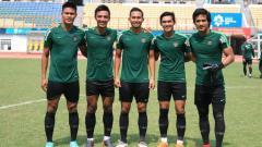 Indosport - Penggawa Timnas Indonesia yang berasal dari Jawa Tengah.
