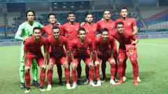 Indosport - Skuat Timnas Indonesia.