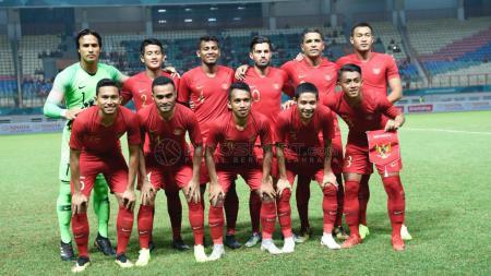 Skuat Timnas Indonesia. - INDOSPORT