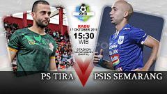 Indosport - PS Tira vs PSIS Semarang (Prediksi)