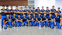 Indosport - Skuat Timnas Taiwan U-19