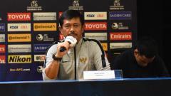 Indosport - Indra Sjafri, pelatih Timnas Indonesia U-19.