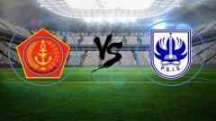 Indosport - Ilustrasi PS TIRA vs PSIS Semarang di Liga 1 2018.