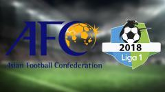 Indosport - Ilustrasi klub-klub Liga 1 2018 mendapat lisensi profesional dari AFC.