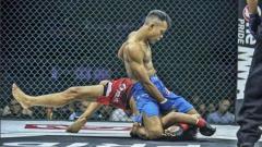 Indosport - Petarung MMA, Andi Paryanto
