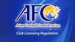 Indosport - Logo Asian Football Confederation (AFC).