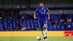 Indosport - Ruben Loftus-Cheek, gelandang serang muda Chelsea.
