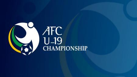 Logo Piala Asia U-19 2018. - INDOSPORT