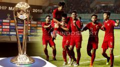 Indosport - Timnas Indonesia U19 dan Piala Asia U19 2018