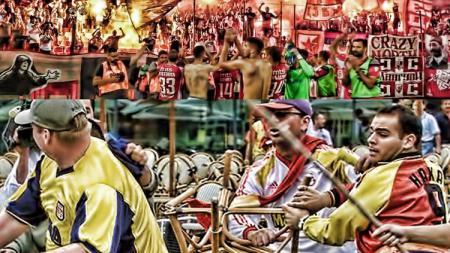 Ultras di beberapa klub sepak bola di dunia terkenal dengan aksi brutalnya yang kerap memakan korban jiwa - INDOSPORT