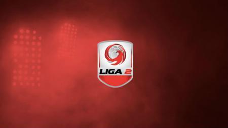 Logo Liga 2 Indonesia. - INDOSPORT