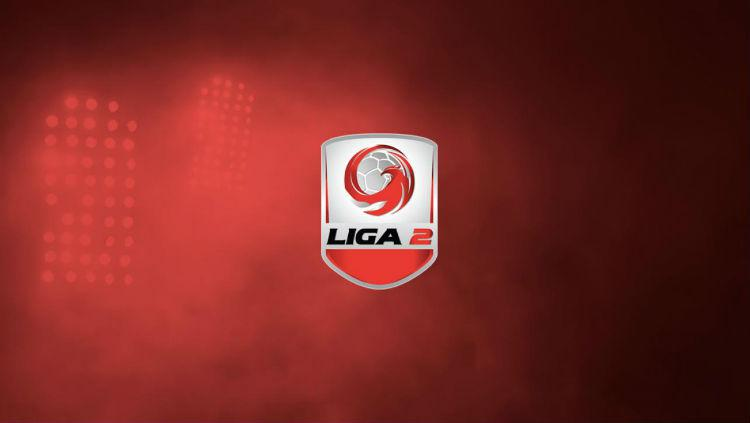 Logo Liga 2 Indonesia. Copyright: Liga-Indonesia.id