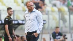 Indosport - Piotr Stokowiec, pelatih Lechia Gdansk musim ini.