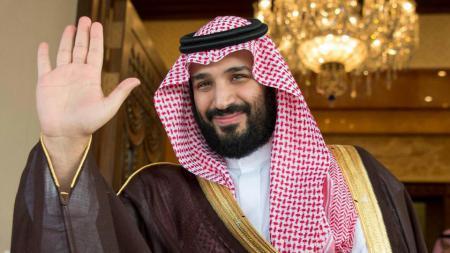 Mohammad bin Salman - INDOSPORT