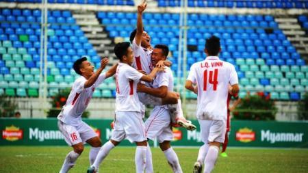 Timnas Vietnam U-19 akan berlaga di Piala Asia melawan Yordania - INDOSPORT