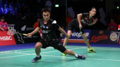 Indosport - Rekap hasil pertandingan wakil Indonesia di babak pertama Hong Kong Open 2019 pada Selasa (12/11/19) diHong Kong Coliseum, Hong Kong.