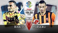 Indosport - Barito Putera vs Perseru Serui (Prediksi)