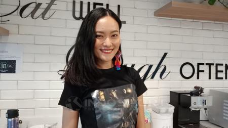 Dara Warganegara, model dan pemeran film Tujuh Bidadari. - INDOSPORT
