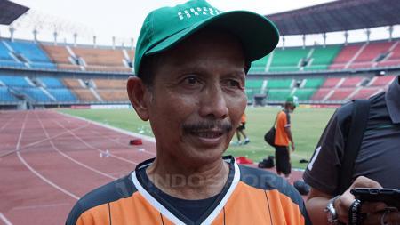Djajang Nurdjaman eks pelatih Persib Bandung. - INDOSPORT