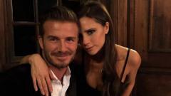 Indosport - David Beckham dan Victoria yang telah menikah selama 19 tahun.
