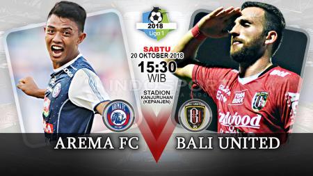 Arema FC vs Bali United (Prediksi) - INDOSPORT