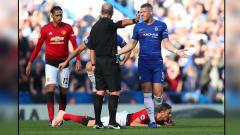 Indosport - Chelsea vs Man United.